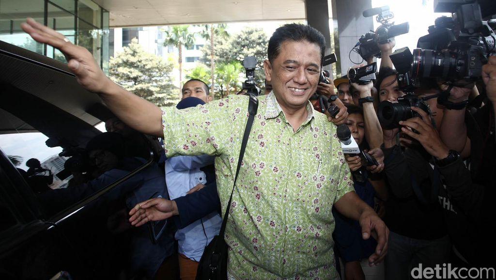 Chandra Hamzah Tegaskan Unsur Pimpinan KPK Tak Wajib dari Polisi/Jaksa