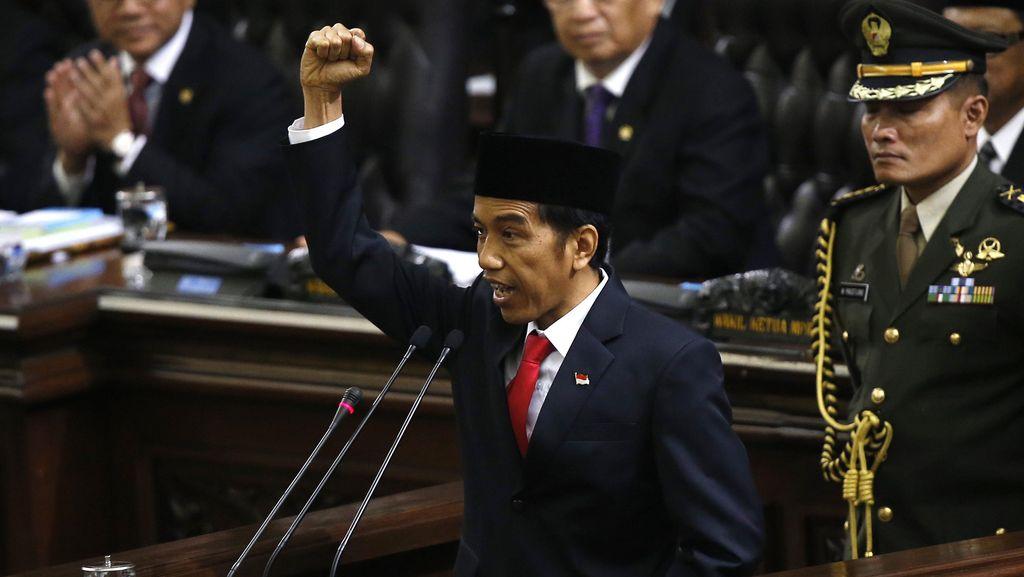 Setahun Pemerintahan, Jokowi akan Kumpulkan Kepala Daerah dan Dirut BUMN