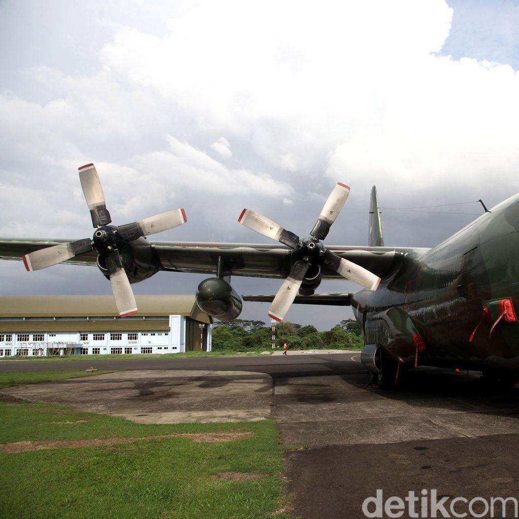 Indonesia Negara Pertama Pengguna Hercules C-130 B di Luar AS
