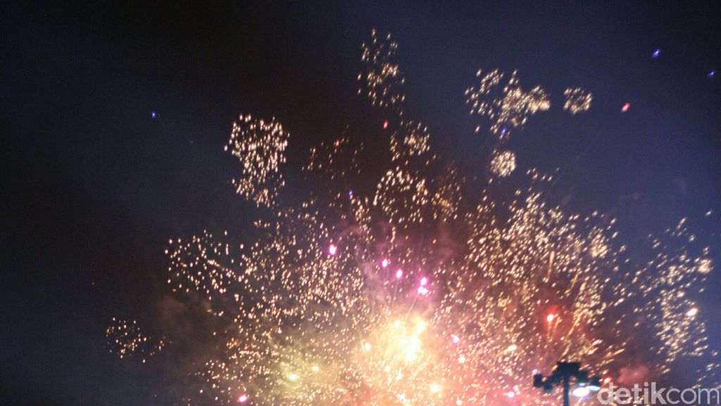 Ahok: Tahun Baru Saya ke Ancol