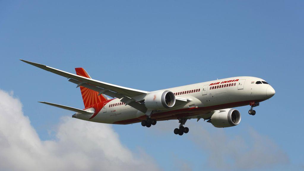 Waduh! 3 Penumpang Air India Diturunkan Demi Menteri dan Rombongan