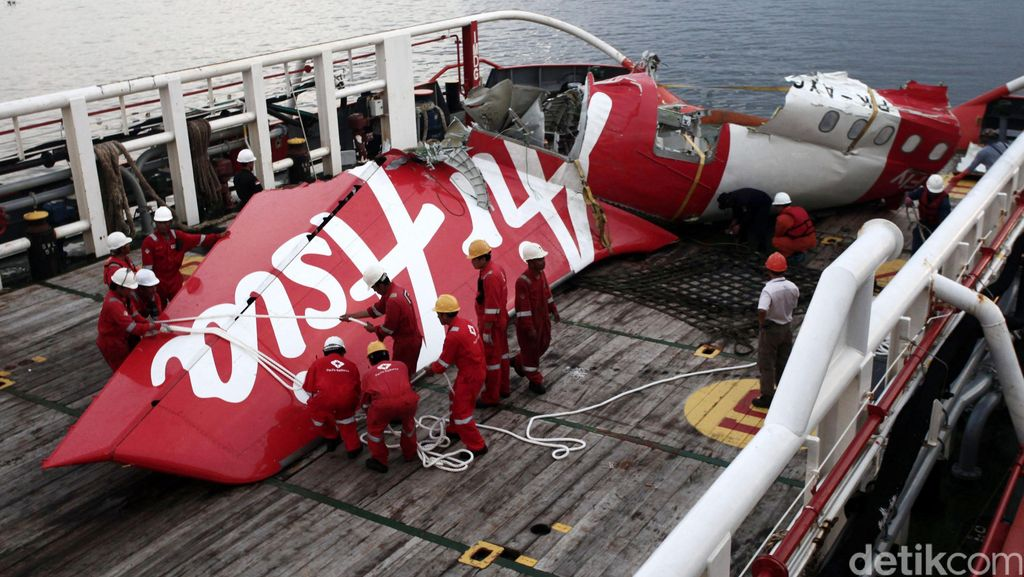 KNKT: Perintah Pilot AirAsia QZ8501 ke Kopilot Agak Membingungkan