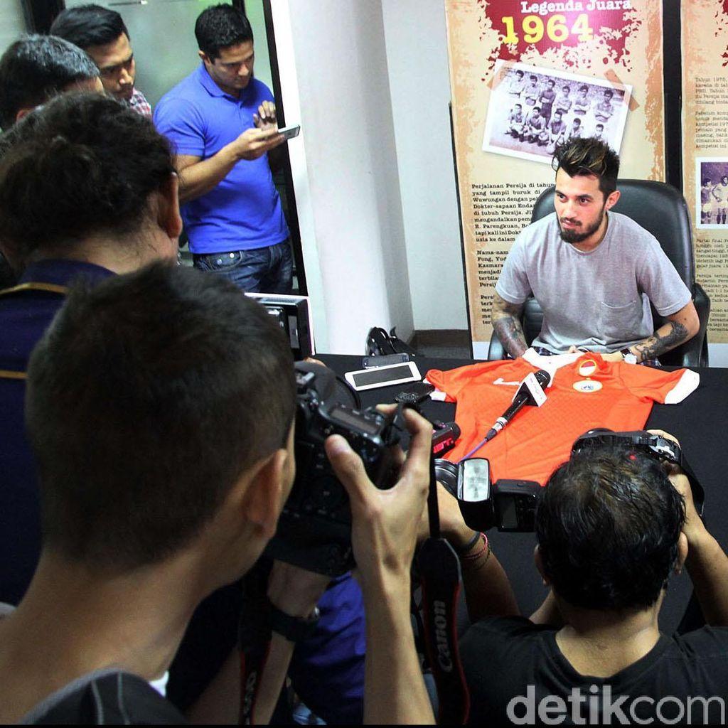 Stefano Lilipaly Rindu Perkuat Timnas Indonesia