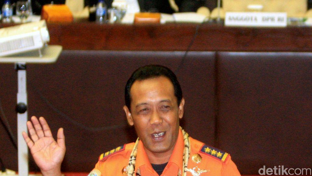 Basarnas dan Tim Gabungan Lanjutkan Pencarian Korban KM Marina Baru 2