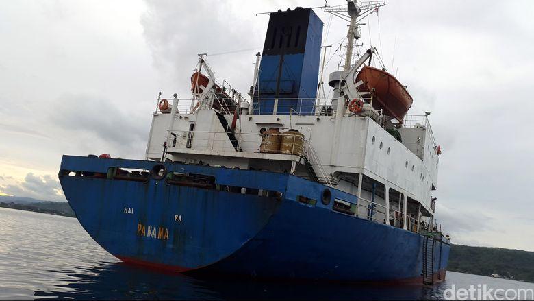 Menteri Susi: Interpol Keluarkan Purple Notice Kapal Hai Fa