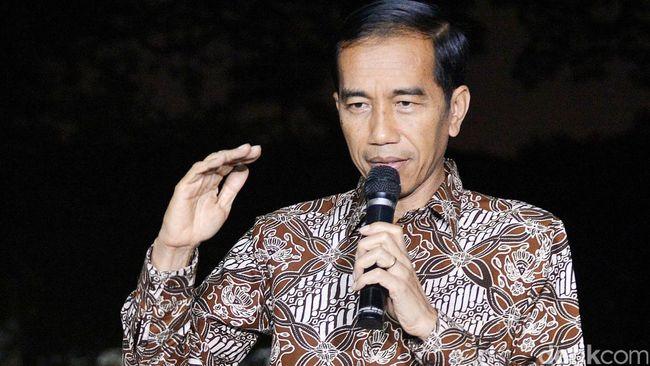 Presiden Jokowi: Kalau Dulu e-KTP Benar, Saya Kira Bisa Dipakai untuk Apapun