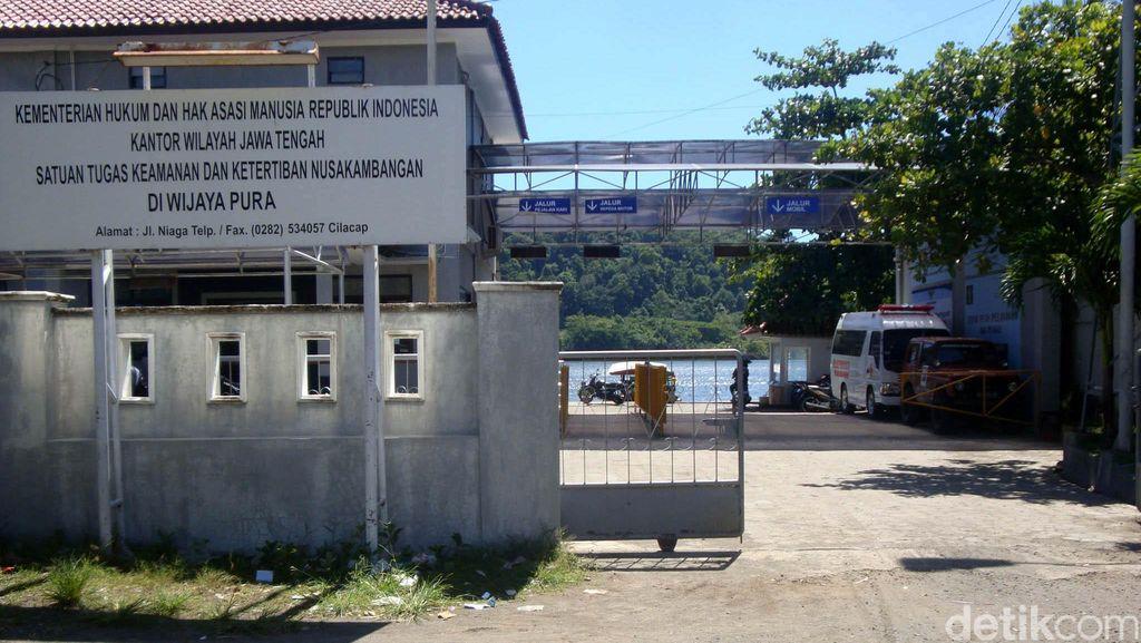 30 Napi Dipindah dari Jakarta ke Nusakambangan, Satu di Antaranya Terpidana Mati