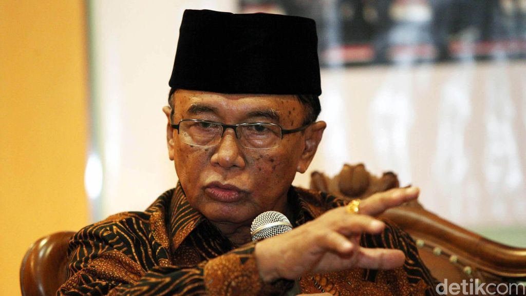 Wantimpres: Tak Ada Budaya Lobi di Indonesia
