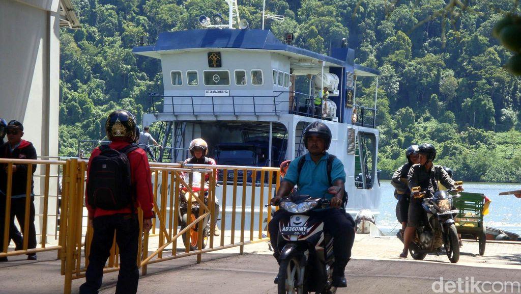 Napi Terorisme Abu Yusuf Bebas dari LP Pasir Putih Nusakambangan