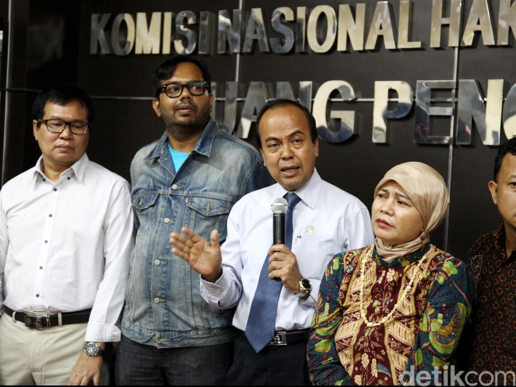 Advokat dan Jurnalis Banyak Jadi Korban Pelanggaran HAM