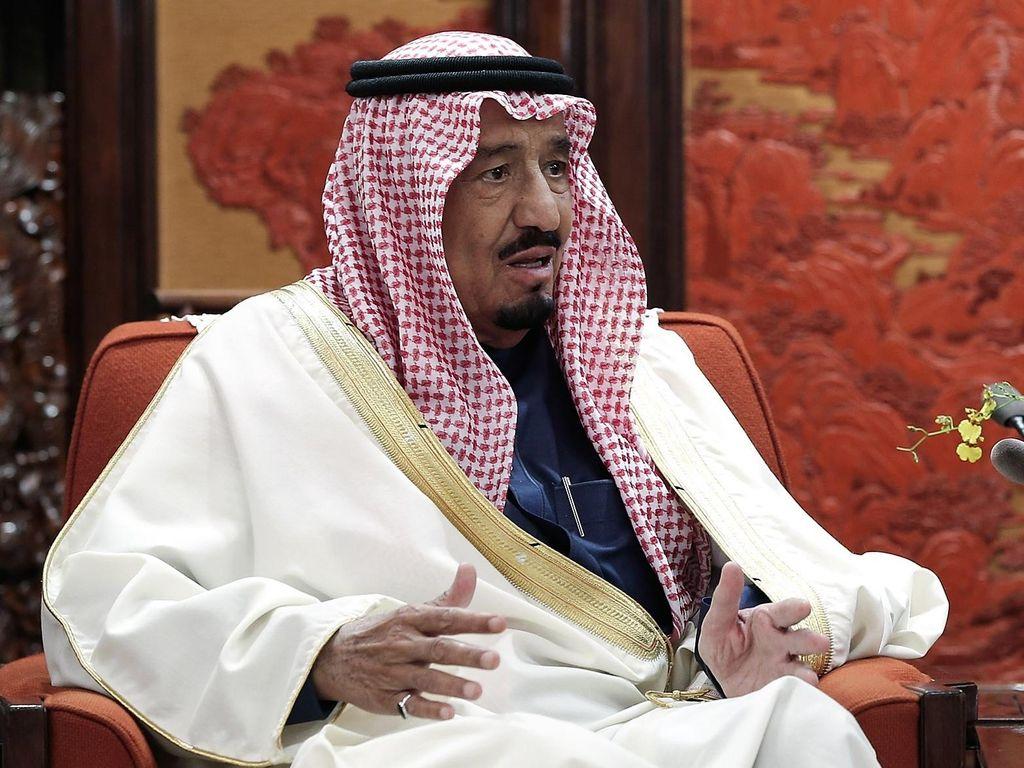 Raja Arab Saudi Dukung Serangan Udara Turki terhadap ISIS di Suriah