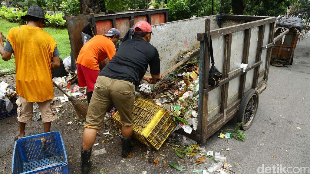 Dinas Kebersihan: Dari 13.064 PHL, 40 Persen Pekerja Sudah Didata