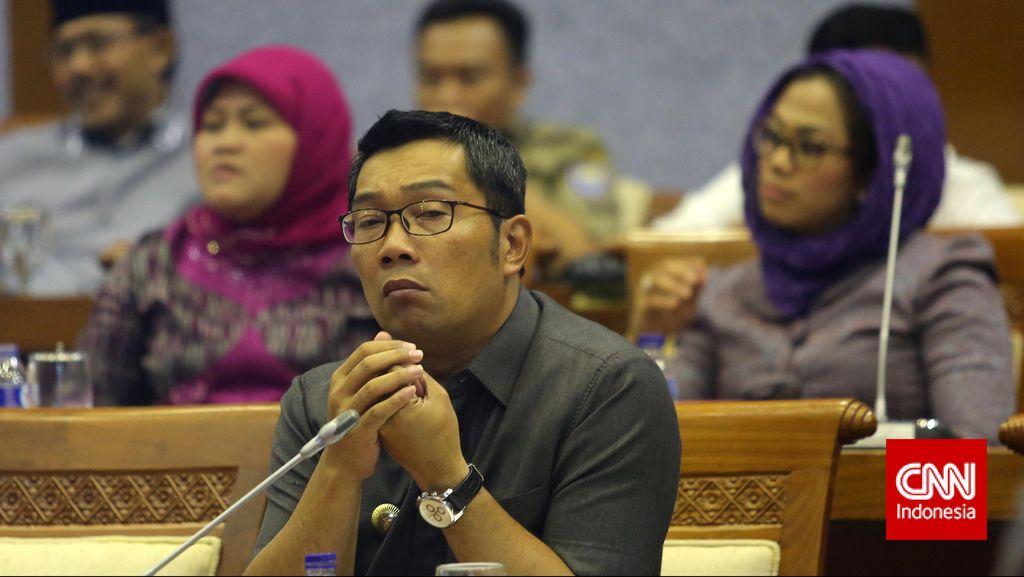 Penyerapan Anggaran 2015 Baru 45 Persen, Ridwan Kamil Tak Takut Ancaman Mendagri