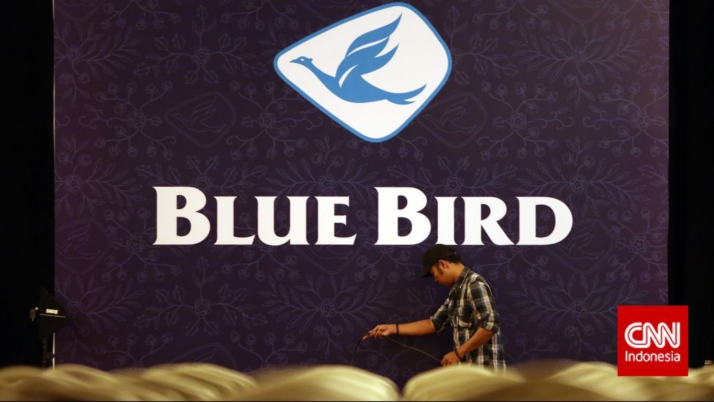 PN Jakpus Tegaskan Logo Burung Biru Milik Taksi Blue Bird