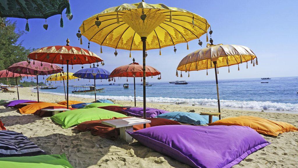 75 Negara Ini Resmi Bebas Visa Wisata ke Indonesia