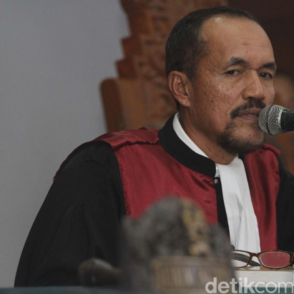 KY: Hakim Sarpin Direkomendasikan Diskorsing 6 Bulan