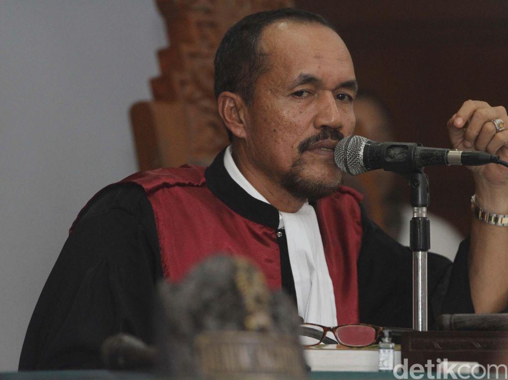 Hakim Sarpin Tutup Pintu Damai untuk Komisioner KY
