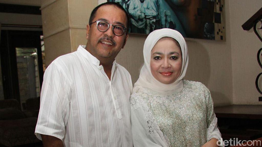 Sah! Rano Karno Dilantik Jokowi Jadi Gubernur Banten Gantikan Atut