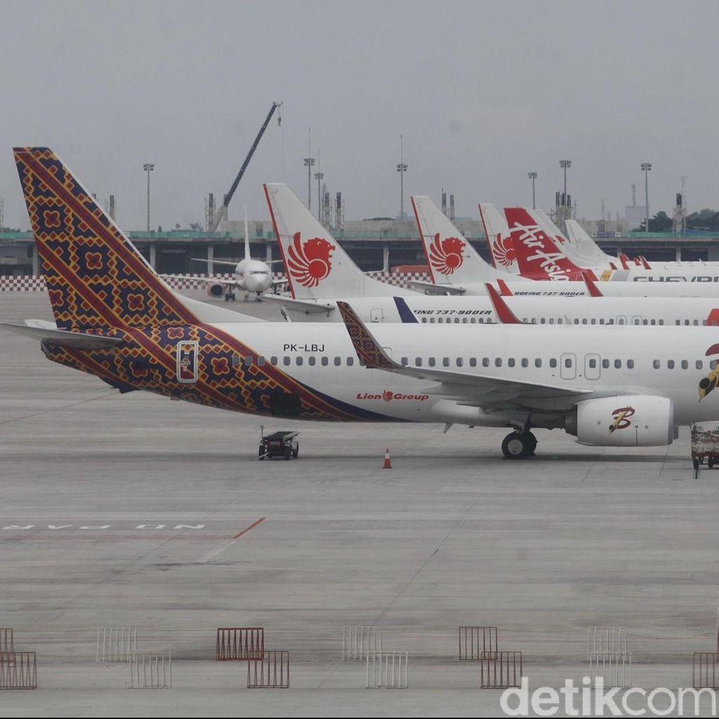 Bercanda Bawa Bom di Batik Air Ambon-Jakarta, Penumpang ini Diturunkan