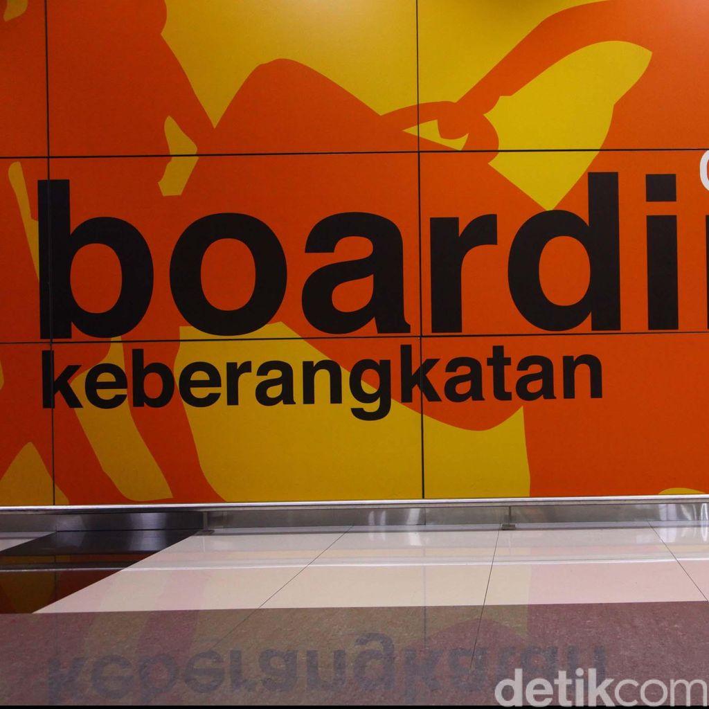 Bandara Soekarno-Hatta Dapat Penghargaan Toilet Terbersih Se-Indonesia