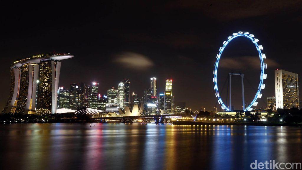 87% Warga Singapura Tinggal di Rumah Susun
