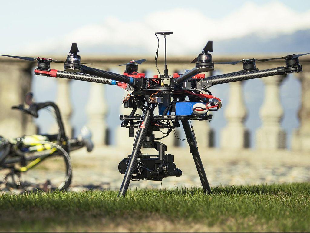 Kemenhub Terbitkan Aturan Pengoperasian Drone