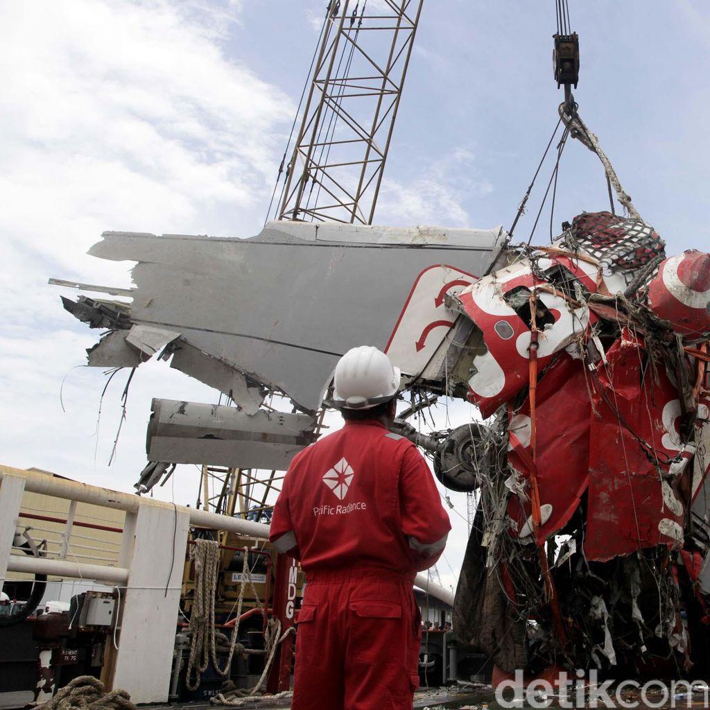 Investigasi Jatuhnya Pesawat AirAsia QZ8501 Selesai, Ini Rekomendasi KNKT