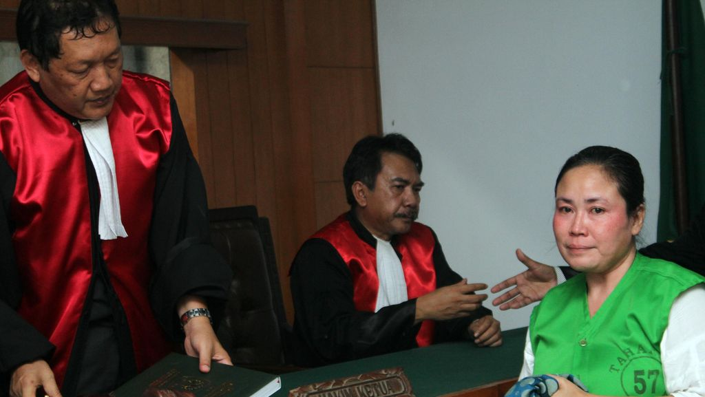 5 Hakim Tinggi Turun Tangan, Ratu Narkoba Ola Tetap Lolos dari Vonis Mati