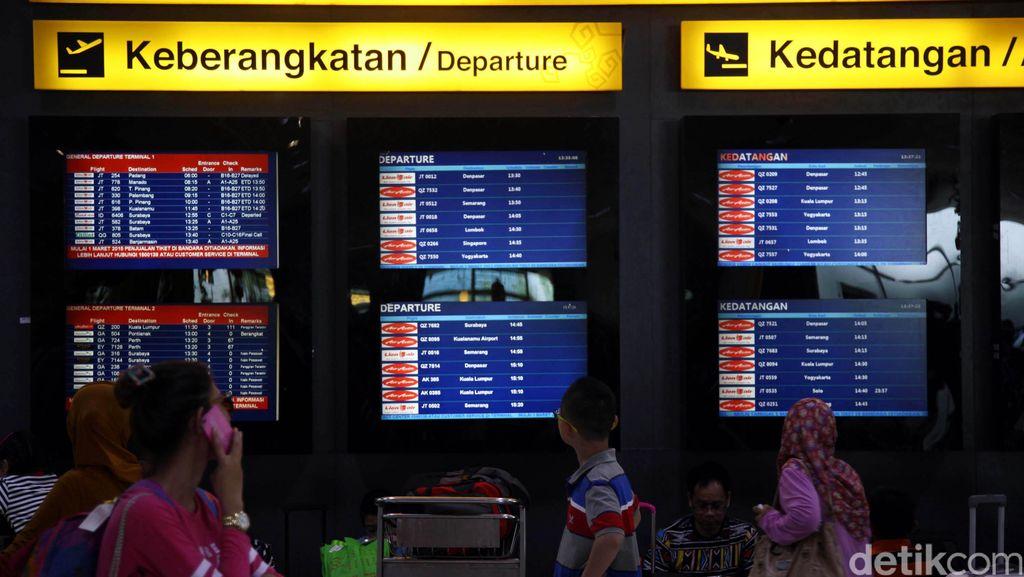 AP II Bangun Terminal Megah, IAAW: Landasan Pacu?