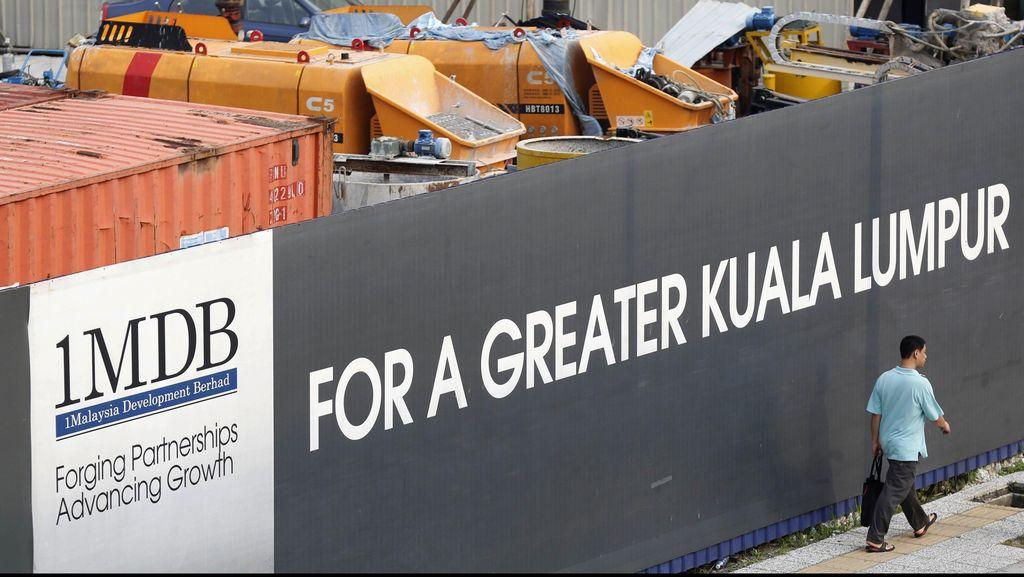 Bank Sentral Malaysia Desak Jaksa Agung Adili 1MDB