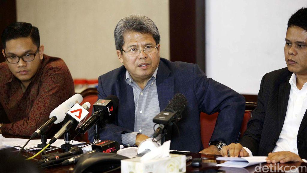 Prof Todung Temui Pimpinan KPK, Bahas Dugaan Korupsi di Universitas di Sumut
