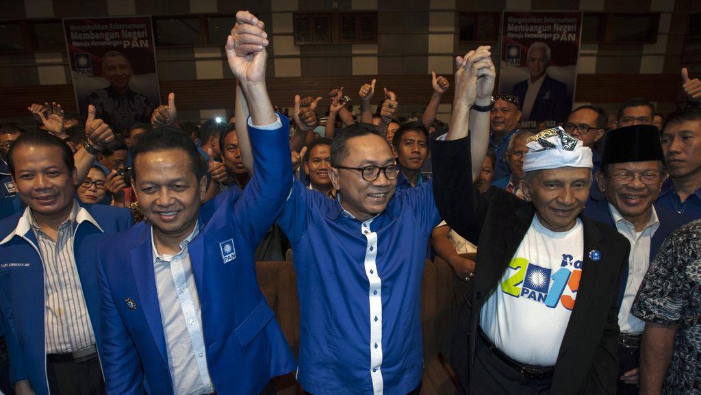PAN: Kami Siap Masuk Kabinet Jokowi