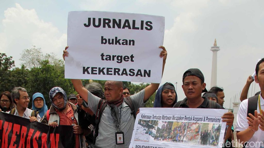 Terjadi Teror Terhadap Wartawan di Padang Panjang Sumbar