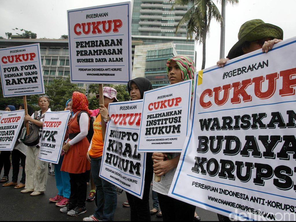Remisi untuk Koruptor