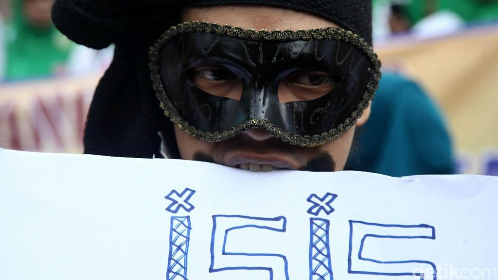 Pesan WNI Eks ISIS: Urungkan Niat, di Sana Lebih Sengsara!