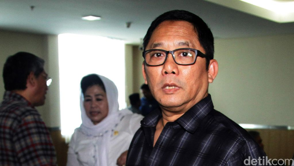 Boy Sadikin Mundur dari Ketua DPD PDIP Jakarta, Terkait Pilgub DKI?