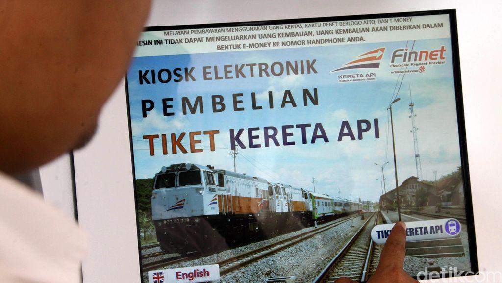 Tiket Kereta Tambahan Lebaran Bisa Dipesan Mulai Sabtu Dini Hari Nanti