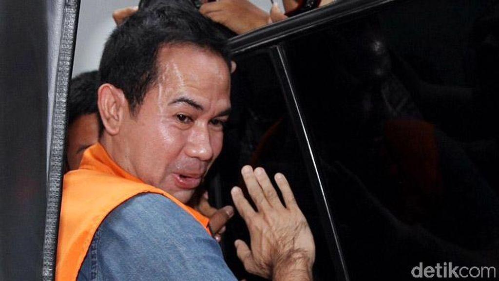 Gerindra: Pemindahan Wawan ke Rutan Serang Bermuatan Politis