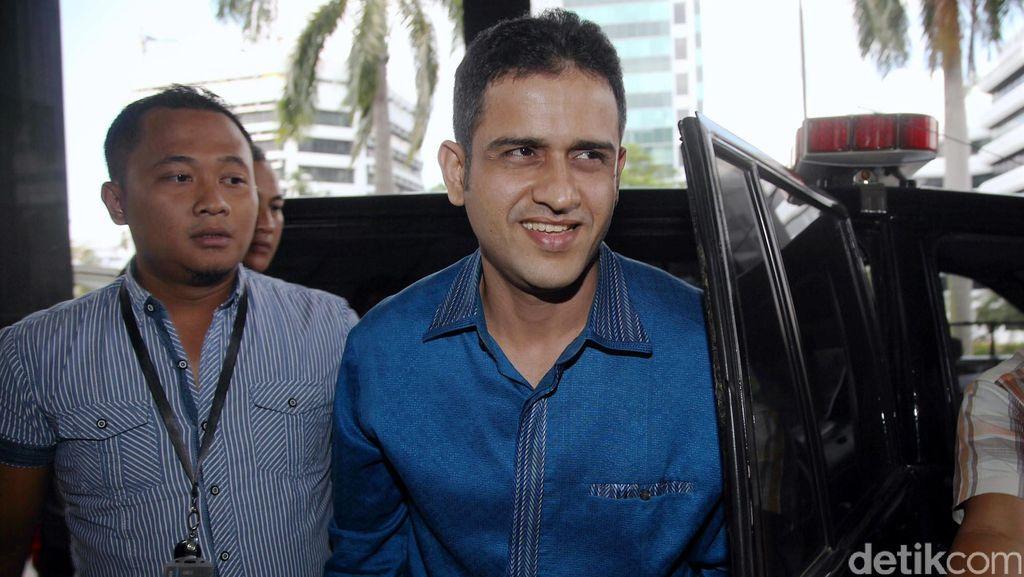 KPK Segera Rampungkan Berkas Kasus Pencucian Uang Nazaruddin Pekan Ini