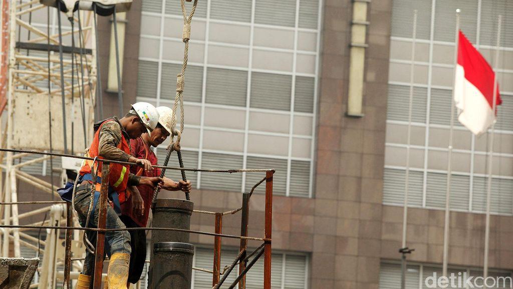 Tenaga Kerja China di Indonesia Ada 12.837, Ini Pekerjaannya