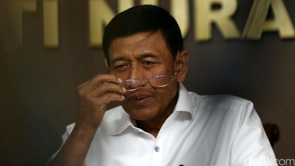 Wiranto Jadi Menko Polhukam, Hanura Segera Gelar Pleno Bahas Kepengurusan