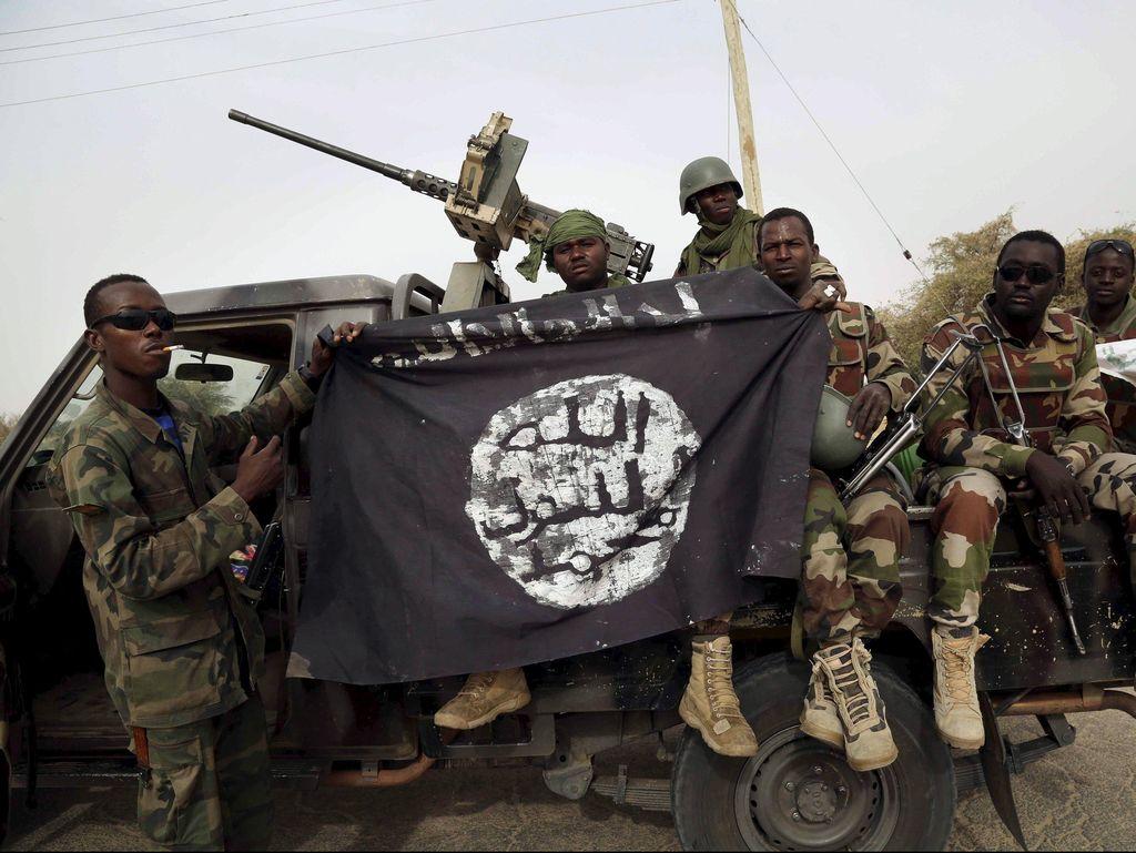 Bom Keburu Meledak, Anak 13 Tahun Pengebom Bunuh Diri Tewas di Nigeria