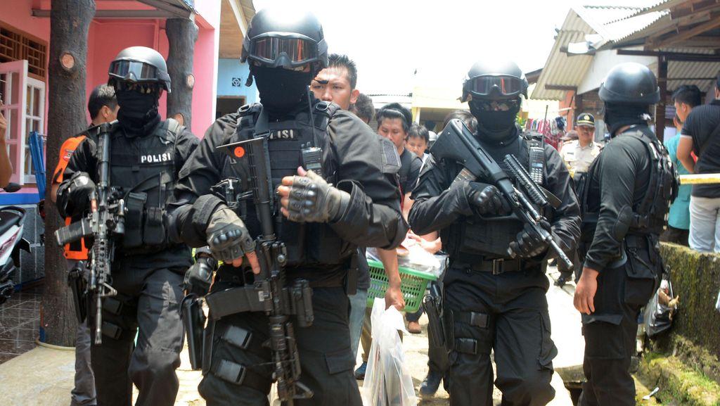 Densus 88 Tangkap Terduga Teroris, Kapolri: Dia Jaringan Ibad