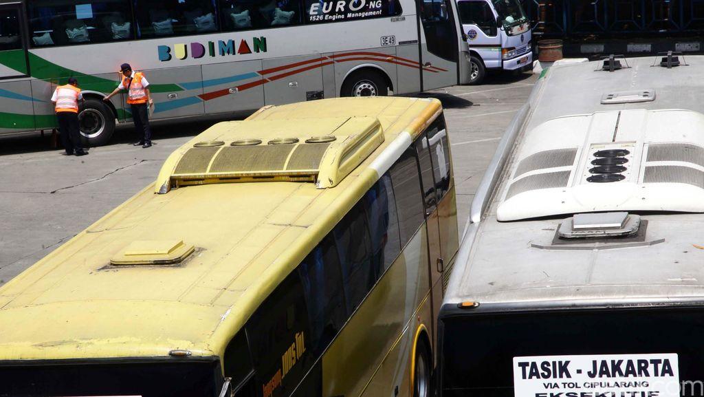 BBM Turun, Tarif Bus AKAP dan Kapal Penyeberangan Juga Turun