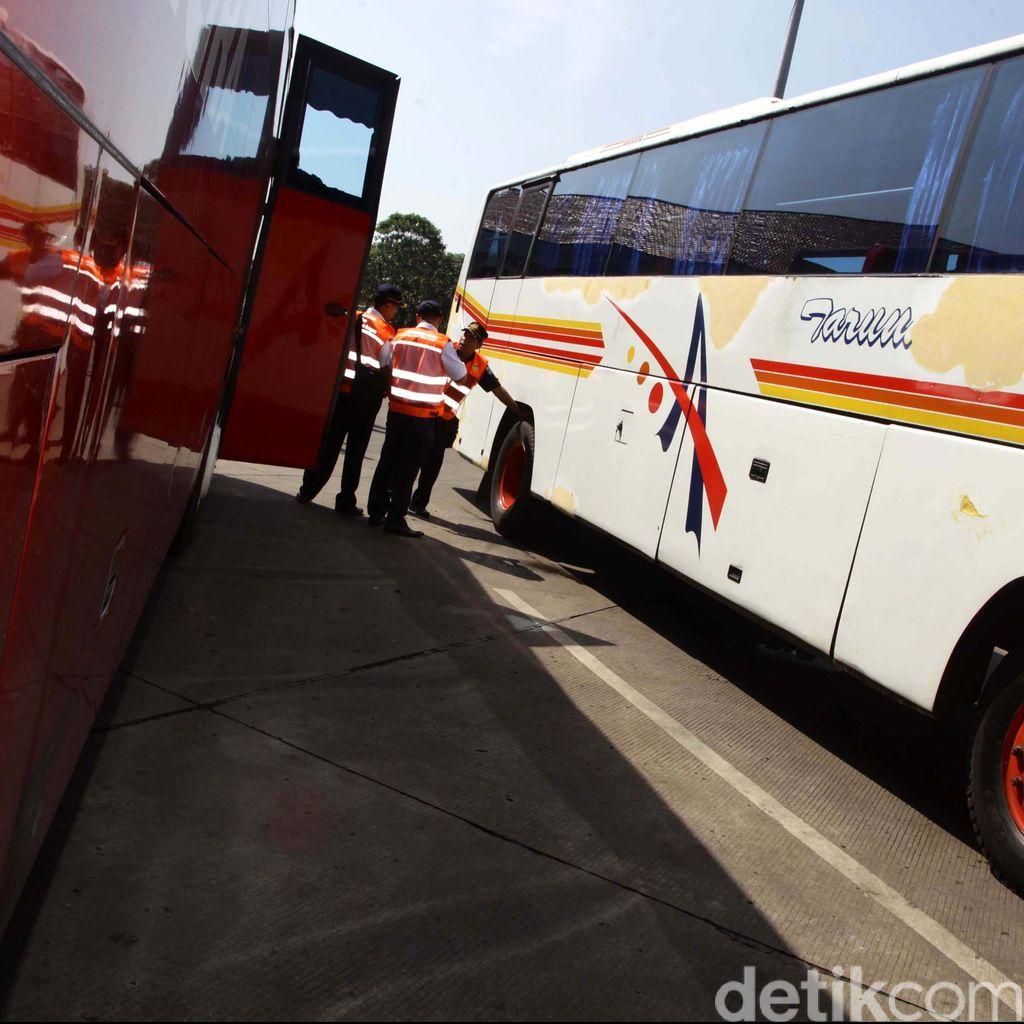 Dishub DKI: Pemudik Ibu Kota Diprediksi Naik 781.549 Orang Dibanding Tahun 2014
