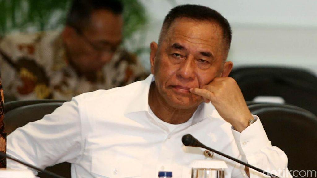 Menhan Ingin Kekuatan Pertahanan Indonesia Masuk 10 Besar Dunia