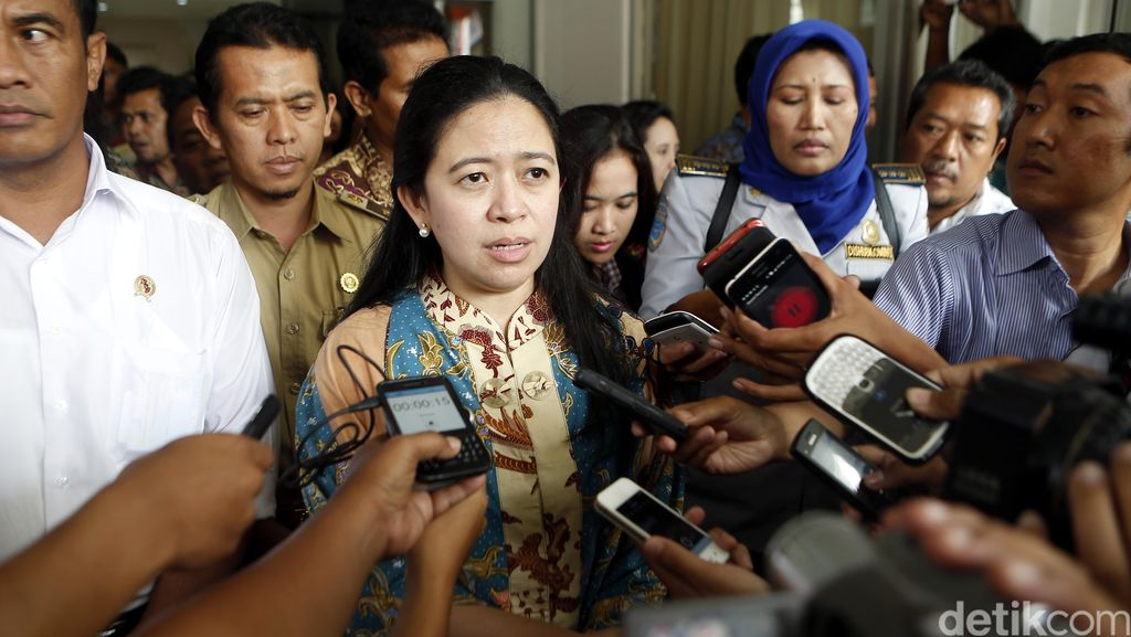 DPR Bahas Revisi UU KPK dengan Jokowi, Yasonna dan Puan Merapat ke Istana
