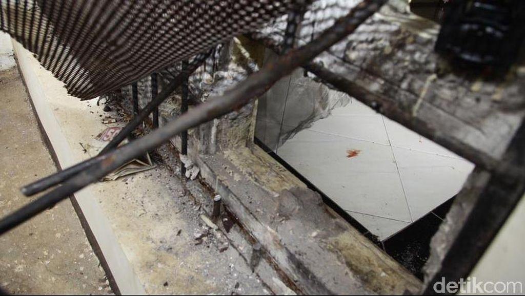 Polres Rohil Ringkus 6 dari 7 Tahanan yang Kabur dari Polsek Kubu