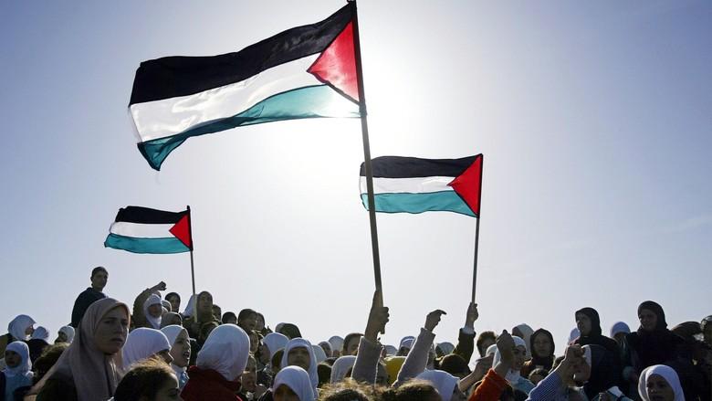 Palestina Adukan Israel ke Mahkamah Internasional, Ini Komentar AS