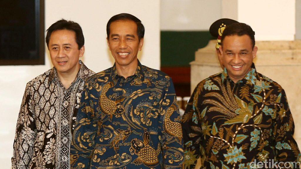 Jokowi Diserang Tagar Negatif, Mendikbud Anies: Orang Bebas Berpendapat